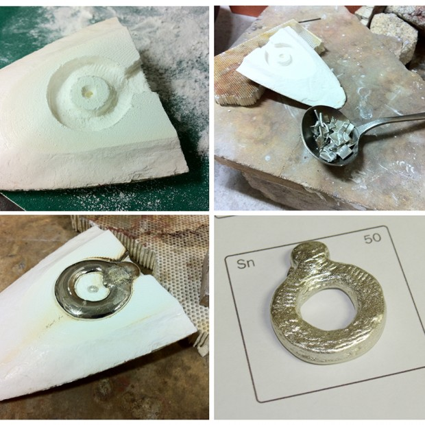 Element Rings - Tin (Sn 50) : Work in progress